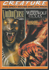 Voodoo Curse: The Giddeh/Mexican Werewolf In Texas (DVD) Single DVD Edition