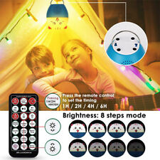Led Star Light 3D Projector Lamp Bluetooth Music Night Light Kids Relax Bedroom