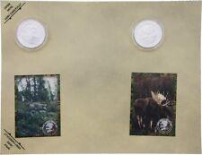 Collectible Coins Moose