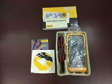 Fluke 83 Series III Digital Handheld USA Multimeter Testing Kit 83-3