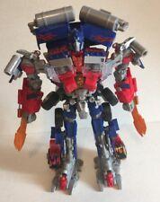 Transformers  OPTIMUS PRIME leader class movie masterpiece jetpower