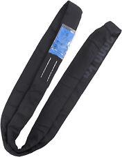 2 Tonne Black Endless Round Event Rigging Lifting Sling Strop 0.5mtr EWL