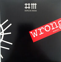 Depeche Mode ‎Maxi CD Wrong (Remixes) - Limited Edition - Europe (M/M)