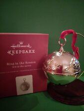 Hallmark Keepsake Christmas Ornament 2017 Ring In The Season Cardinal Bell