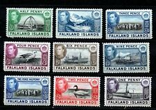 FALKLAND ISLANDS GEORGE VI  STAMPS MINT HINGED  C79