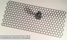 "HC3D -Hex Sheet 1mm x 8 3/4"" x 4 -Building Bits-Terrain&Scenery"