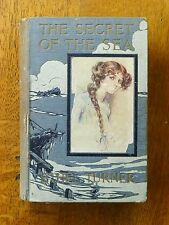 The Secret of the Sea - Ethel Turner (Hardback, c.1913)