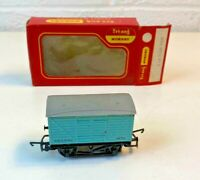 Vintage Tri-ang Hornby R.14 fish an Insulfish blue OO gauge boxed
