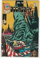 Doomsday +1 #1 F+ 6.5 First Issue John Byrne Charlton Publications Sci-Fi