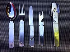 German Army KFS Cutlery Set and Tin Opener.