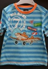 Disney Planes Dusty baby toddler boy Sz 2 top BNWT tee t-shirt shirt new
