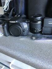 Canon EOS 600D 18.0MP Digital SLR Camera - Black (Kit w/ EF-S 18-55mm Lens