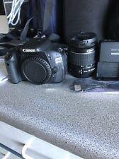Canon EOS 600D 18.0MP Fotocamera Reflex Digitale-Nero (Kit con-S 18-55 mm EF Lente
