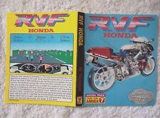 60962 Instruction Inlay Art - RVF Honda - Commodore Amiga (1990)