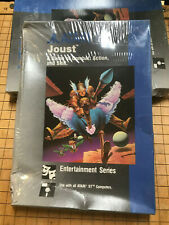 Joust Atari 1040 ST/STE Disk New Damaged Box