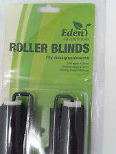 Roller Blinds Greenhouse Shading Kit by Eden Greenhouses