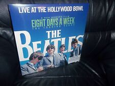 THE BEATLES LIVE AT THE HOLLYWOOD BOWL EIGHT DAYS A WEEK VINYL ALBUM NEW SEALED