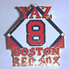 Carl Yastrzemski Boston Red Sox Pin Jersey Number Pin