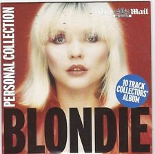 BLONDIE: PERSONAL COLLECTION - PROMO CD ALBUM - INC JAZZ PASSENGERS TRACKS