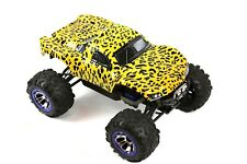 Custom Body Cheetah for Traxxas Summit / Slash 1/10 Truck Car Cover Shell 1:10