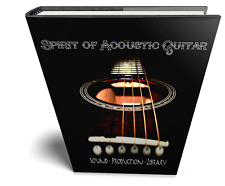 Acoustic Guitar Spirit - Large authentic Wave Samples/Loops Studio Library