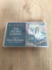 Ladybird Classic Cassette Story - The Secret Garden Read By Honor Blackman