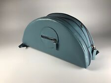 This is Ground Made in Italy Leather Women's Light Blue Small Bag/Purse New
