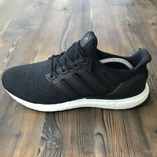 New in Box Adidas UltraBoost 3.0 Limited Leather Black Mens US 11.5 UK 11 BA8924