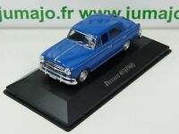 ARG35G Voiture 1/43 SALVAT Autos Inolvidables : PEUGEOT 403 1960