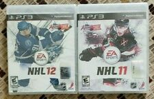 NHL11 & 12 PS3 (Playstation 3) PS3 Brand New EA Sports FREE SHIPPING
