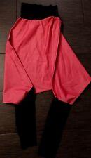 Vintage 80's Harem Pants Baggy Size M One Size Fits Most (13-B)
