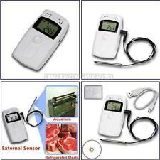 USB Temperature Data Logger Datalogger Temp Recorder with Sensor 16000 Points