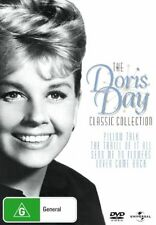 Doris Day Collection DVD NEW Pillow Talk/Thrill of It All/Send Me No Flowers R4