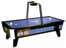 Great American 8' Power Hockey Air Hockey Table W/Electronic Overhead Scoring