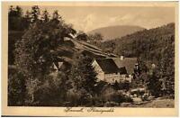 HERRENALB Schwarzwald Württemberg ~1920 Partie an der Plotzsägmühle Mühle AK