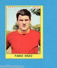 PANINI CALCIATORI 1966/67-Figurina - ENZO - ROMA -Recuperata