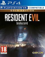 Resident Evil VII Biohazard (7) Gold Edition - PlayStation 4 UNCUT NEU & OVP