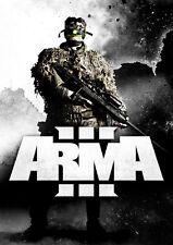 Arma 3 (III) Standard Edition region Free PC KEY