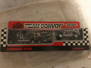 Matchbox Super Star Team Convoy #3 Dale Earnhardt 1991 Goodwrench Racing Team