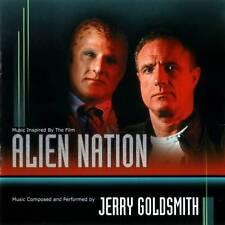 Alien Nation / 1988 - Jerry Goldsmith - Varese Club Rec. - Score  Soundtrack  CD