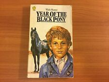 Year Of The Black Pony (paperback, 1984)
