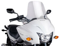 Clear Touring Windscreen Puig 7227W 14-16 Honda CTX700