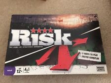 Risk Board Game By Hasbro 2008 - 100% Complete