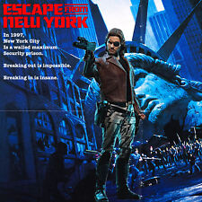 """1/6 Escape From New York Diorama 15""""x15"""" - Ideal for Sideshow Snake Plissken"""
