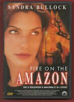 DVD - Fire On Il Amazon Con Sandra Bullock