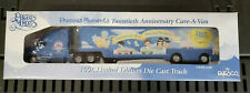 Precious Moments-1998 20'th Anniversary Precious Moments Semi Truck Care A Van
