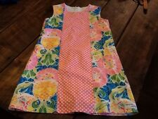 MARY HELEN GIRLS FASHION FULLY LINED DRESS, SZ 10, LOVE THE COLORS