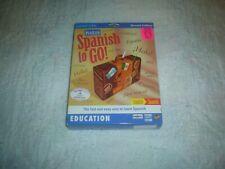 Vintage Spanish To Go! Windows 95 CD ROM - sealed