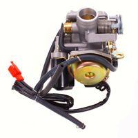 Carburator Vergaser 24mm 85-180ccm 4-Takt 139QMB GY6 Honda Kymco Piaggio/Vespa R