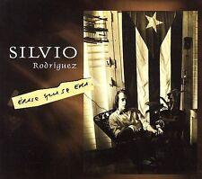 SILVIO RODR¡GUEZ - ERASE QUE SE ERA [DIGIPAK] (NEW CD)